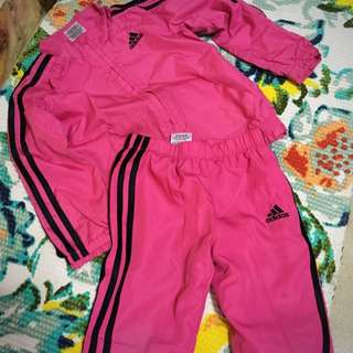Adidas Jacket and Jogging Pants