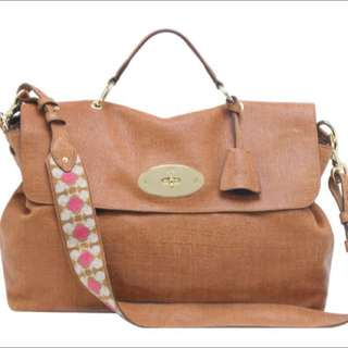 ISO Mulberry Edie Bag
