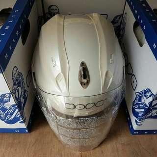 Instock Nova Dot Fin Helmet