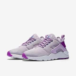 515060cfd920 Nike Air Huarache Ultra (Women) - Bleached Lilac Persian Violet Summit White