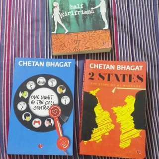 Chetan Bhagat's Books