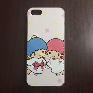 雙子星 iphone5S 手機殼