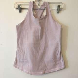 Lululemon Pink Halter