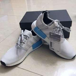 Adidas NMD Runner Boots白藍跑步鞋 S31511