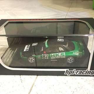 HPI 1:43 GTR R32 HKS花