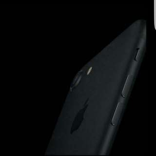 Iphone 7 128gb Matte Black For Sale...!!!