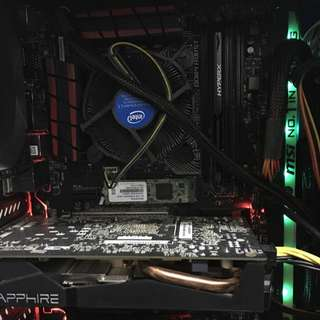 Core I5 6400 Skylake With Msi Z170A Gaming Pro