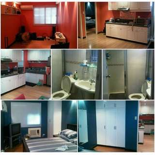 Palmdale Heights, Pasig 1 Br Condo For Sale/Rent