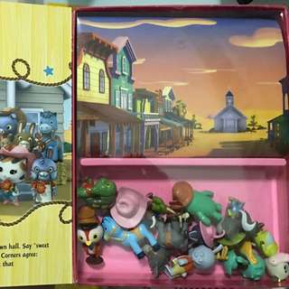 Disney Junior Sheriff Callie's Wild West MyBusyBooks