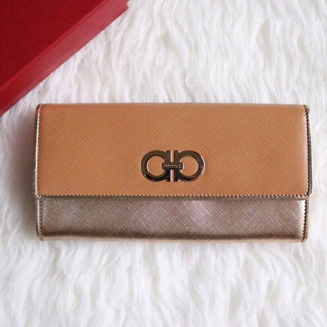 3.5 Juta Jual rugi !!! New SF Wallet Gold
