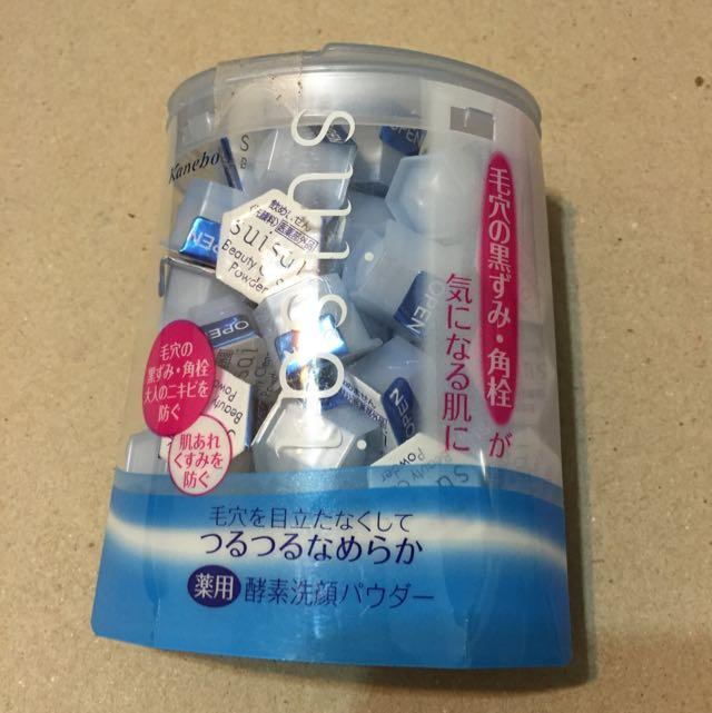 日本洗潔粉