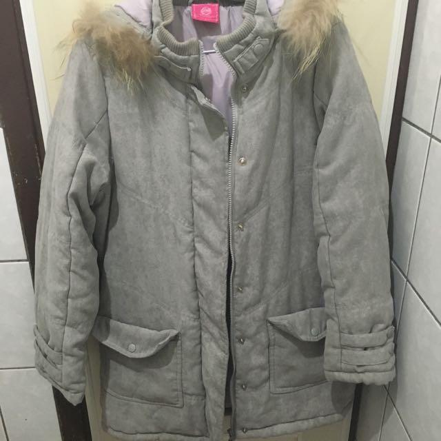 超厚鋪棉外套