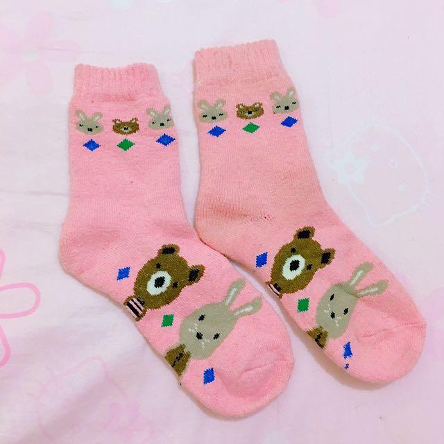 🐰 熊熊兔兔襪子 🐻