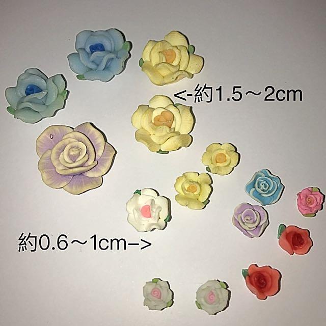 手機貼鑽 材料 DIY 貼鑽素材 手機殼 4mm水鑽 小花素材