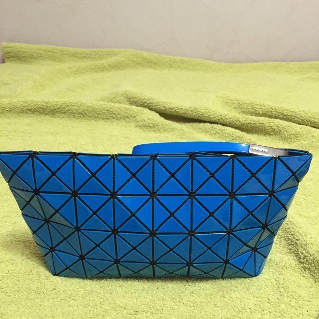全新真品 BaoBao 寶藍8x4手拿包