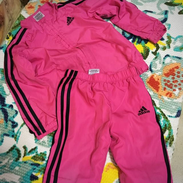 Adidas Jacket and Jogging Pants