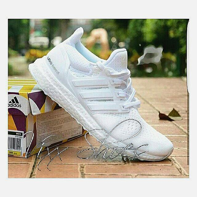 f155ca559d4 Adidas Ultraboost Men White