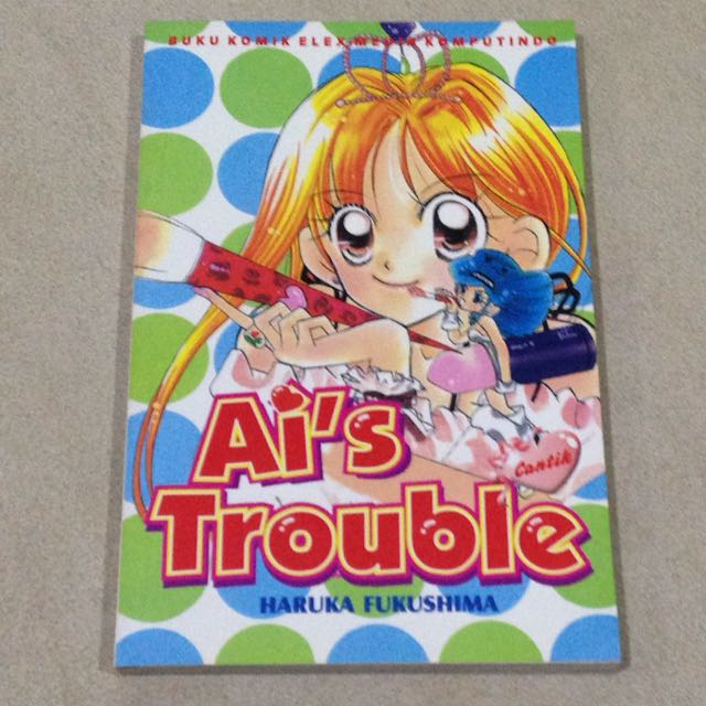 Ai's Trouble (Serial Cantik)
