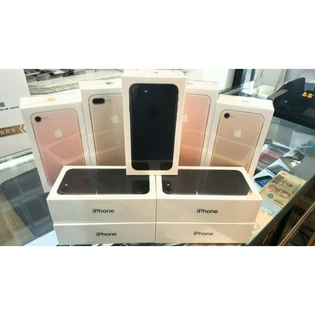 全新空機Apple iPhone 7 128GB可搭門號 舊機折抵
