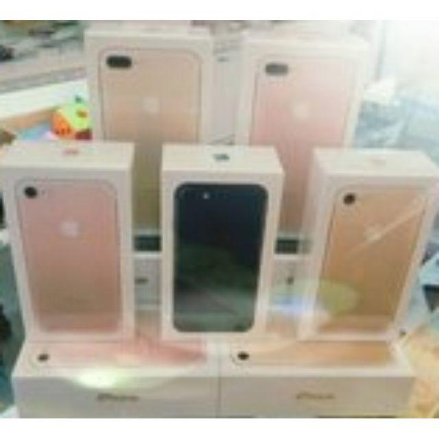 全新空機Apple iPhone 7 Plus 128GB可搭門號 舊機折抵