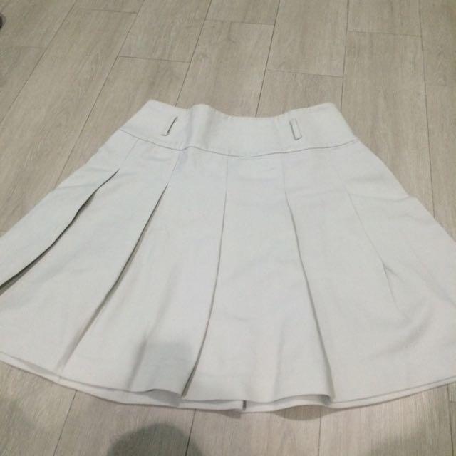 Atmosphere Pleated Skirt