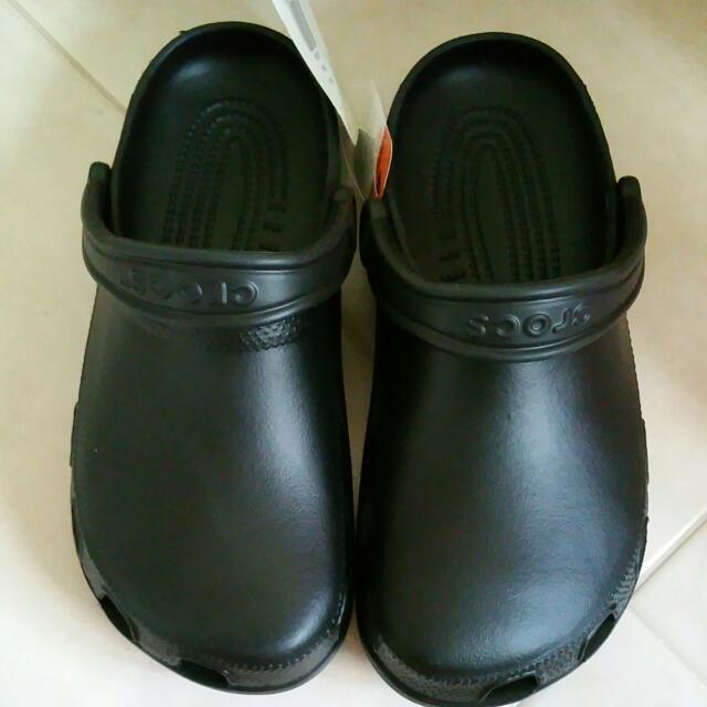 00296f9e8d Brand NEW Authentic Crocs Rx Relief Sandals, Men's Fashion, Footwear ...