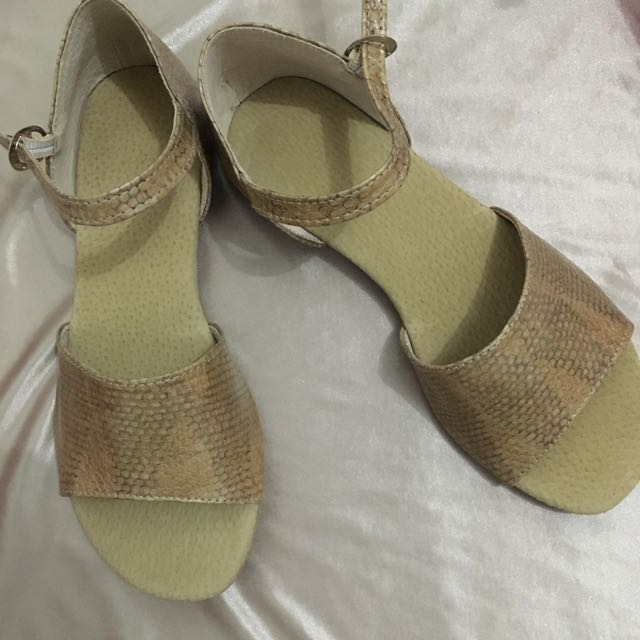 Authentic Snake Skin Shoes