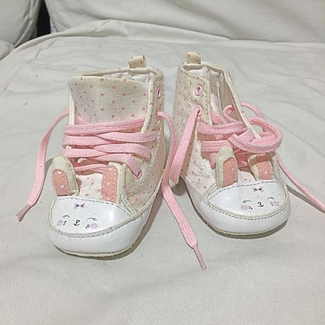 Baby Sneakers For A Girl