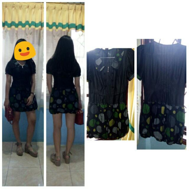Black Dress  Good Condision