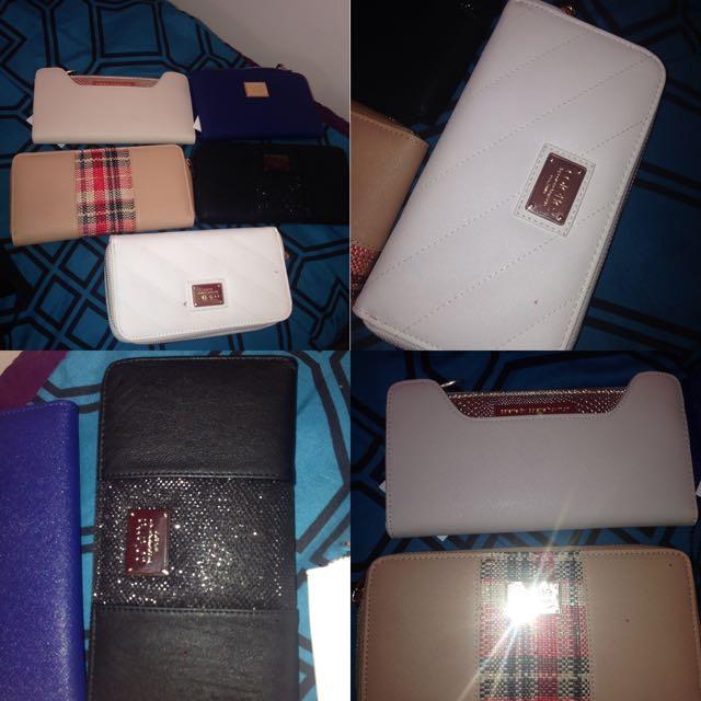 Colette Wallets NEW