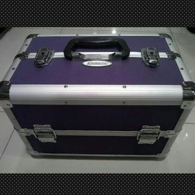 Cosmetic Box / Tempat Makeup / Beauty Case
