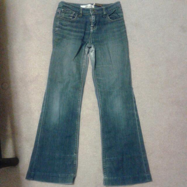 Costa Blanca Jeans Size 25 (Short)