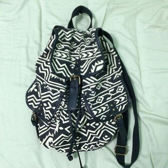 Cute Patterned Bag