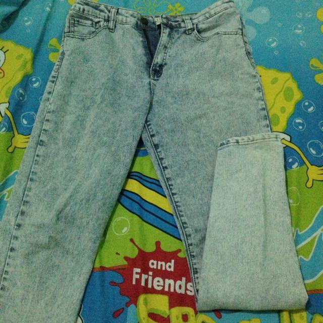 Forever21 Denim Pants