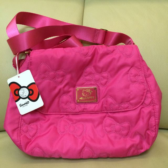 Hello Kitty 肩背包 側背包