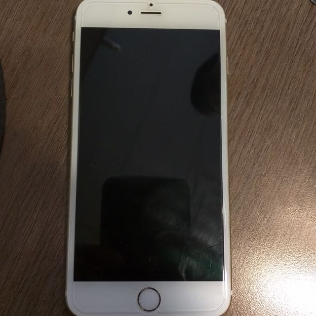 iPhone 6 Plus Gold-16Gb Unlocked