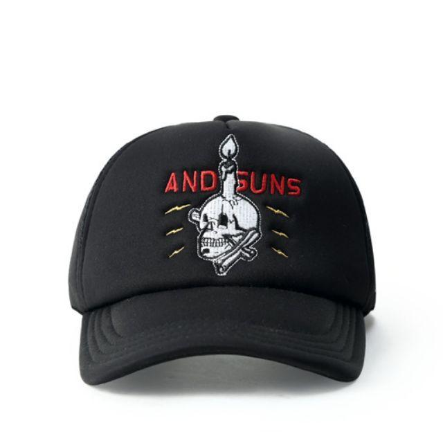 99505c28e420c6 Justin Bieber Andsuns Curve Brim Black Trucker Cap Hat Caps Hats ...