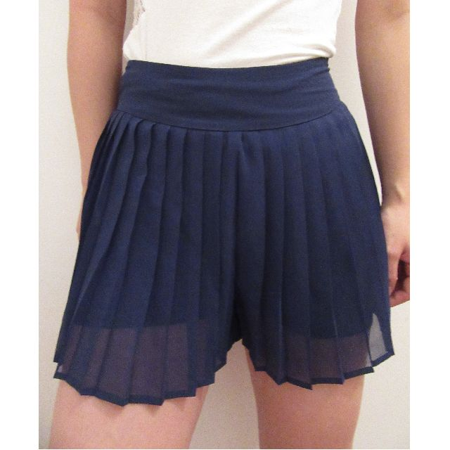 *REDUCED* Kimchi Blue Pleated Skort