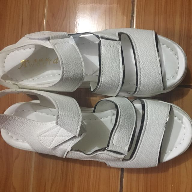 Korean Chunky Sandals