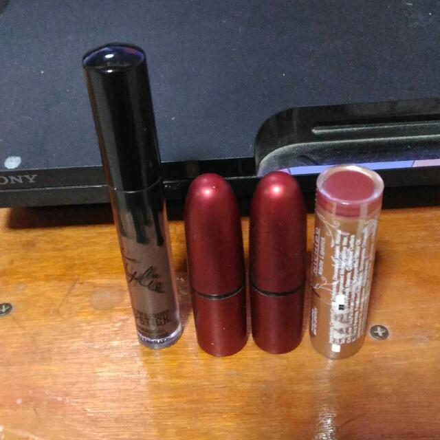 Lipstick (All 4)