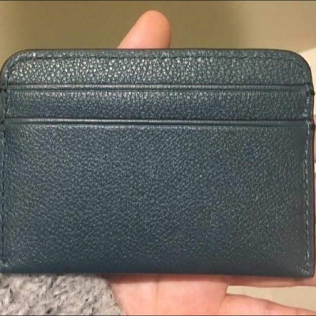 Mimco Leather Card Wallet