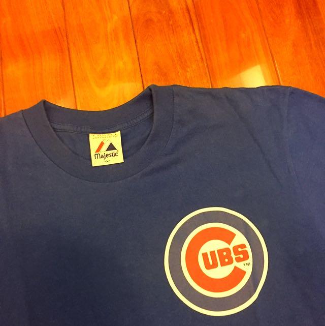 MLB小熊隊 Logo T