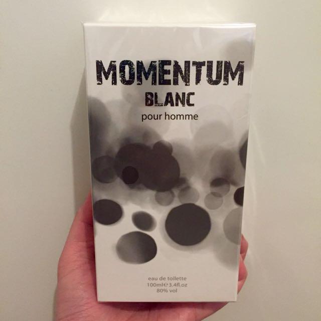 Momentum Blanc Pour Homme