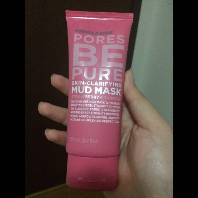 Mud Mask Strawberry 🍓