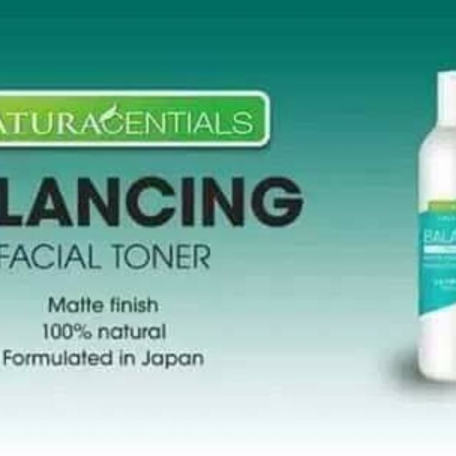 Natural AntiOxidant Facial Toner