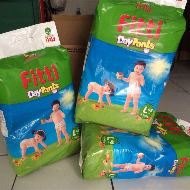 Popok Fitti Daypants L48