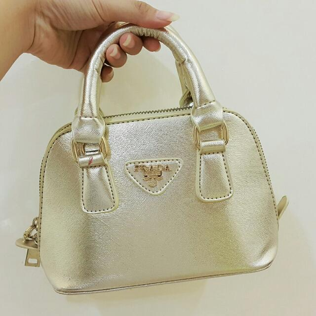 Prada ALMA MINI - GOLD