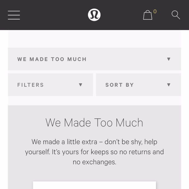 ec46f29c561 Ended!!] Pre Order Lululemon CANADA website, Women's Fashion ...