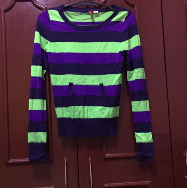 Pre-loved Knitted Longsleeves Top