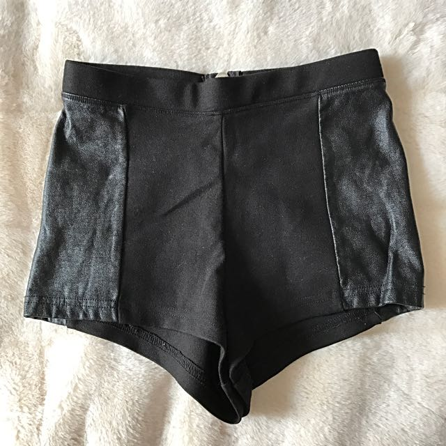 Pre-loved Topshop hot shorts